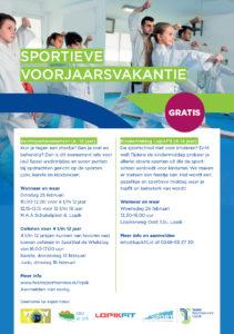 Sportieve voorjaarsvakantie in Lopik