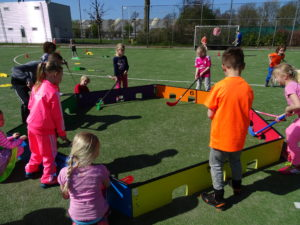 Fit & Fun na School in de Waldervaart