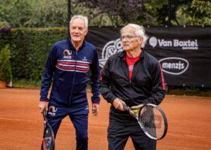 OldStars tennis bij TC Middenmeer