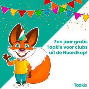 Taakie in de Noordkop