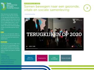 Jaarverslag Hollands Kroon en Schagen 2020