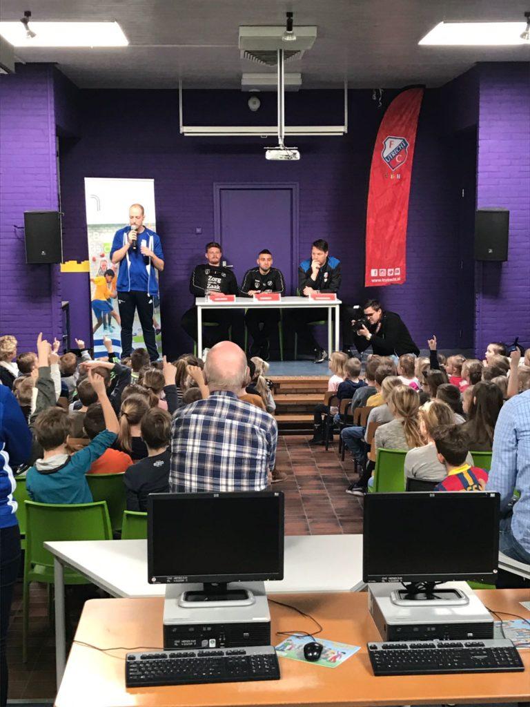Persconferentie FC Utrecht