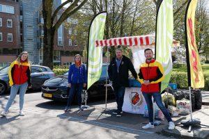 Inzamelpunt FC Utrecht
