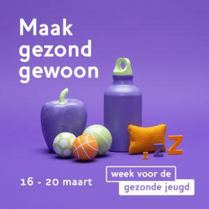 2020 Week voor de gezonde jeugd
