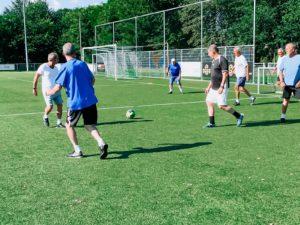 Walking Football in Monnickendam