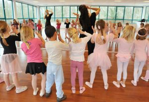 Dreumes op ballet