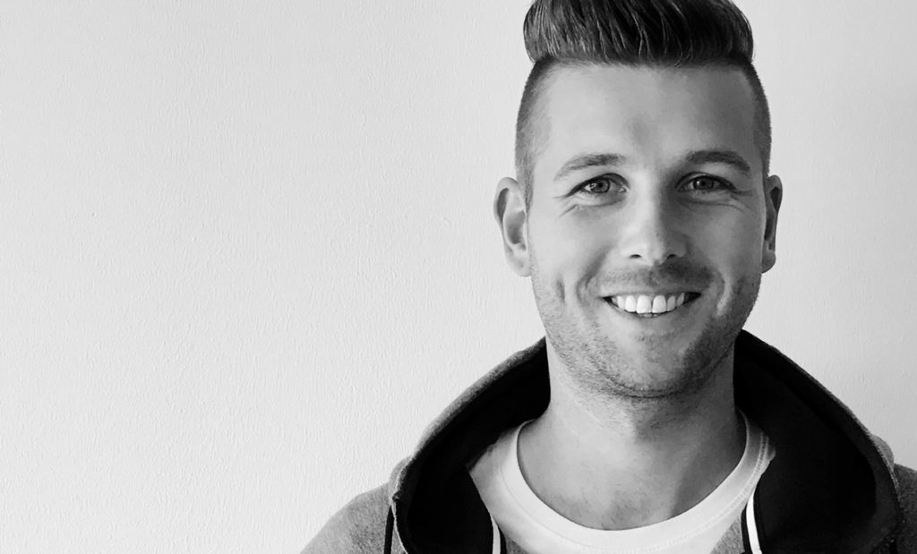 Portret Danny Pieterse