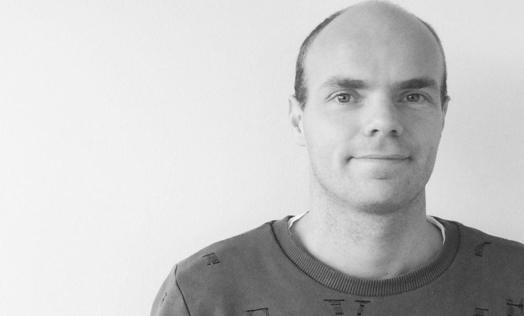 Portret Joost Groenewegen