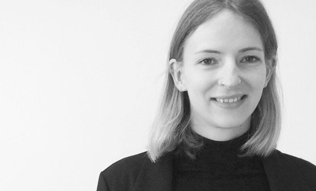 Portret Sanne Kouters