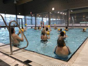 Aangepaste Zwemdag 2019