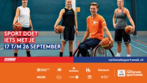 Nationale Sportweek 2021
