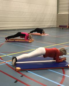 sportles 65-plussers Hilversum