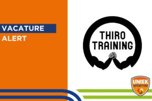 foto vacature alert Thiro Training